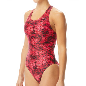 TYR Glacial Maxfit Swimsuit Women, red